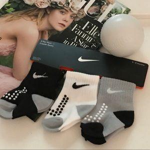 Nike Infant Toddler Boys 👦🏼Socks